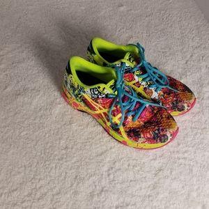 Asics Gel Noos women's multicolor sneaker size 9.5